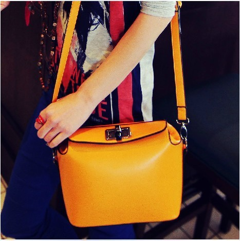 2015 new fashion Korean women's handbag candy color small messenger bag shoulder cross-body bags ladies - Ulike Style store