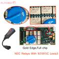 Full Chip lexia 3 with 921815C Firmware Lexia3 PP2000 V48 V25 Lexia 3 Diagbox 7 76