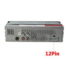 Авто Радио 12 В автомобиля Радио Bluetooth 1 DIN стерео плеер телефон Aux-в MP3 FM/USB /Радио пульт дистанционного управления для телефона Аудиомагнитолы ...(China)