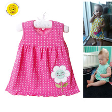 honey lovely 0-24Months Baby Dresses Princess Girls Dress 0-2years Cotton Clothing Dress Summer Clothes For baby girl clothes