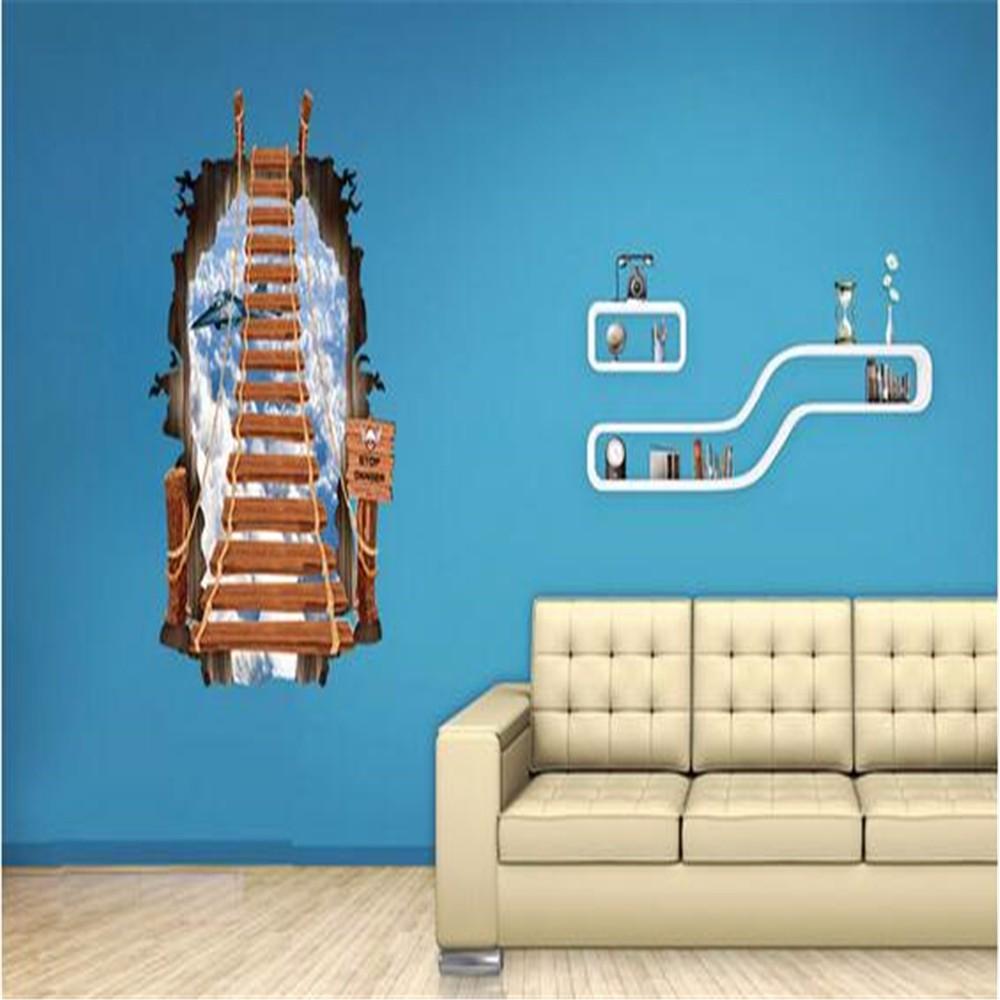 Ispirazioni scala decorativa - Scale a parete ...