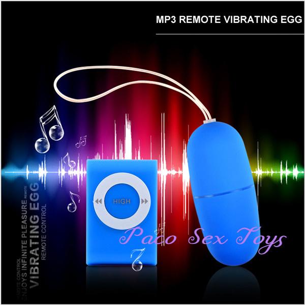 20 Modes MP3 Remote Vibrating Egg, Remote Control Bullet Vibrator, Sex Vibrator, Vibrating Wireless Jump Egg, Adult Sex Toys(China (Mainland))