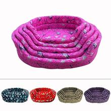 2016 New Warm Sweet Dog Bed Pet Kitten Puppy Cat Cushion Couch Basket Sofa Bed Mat