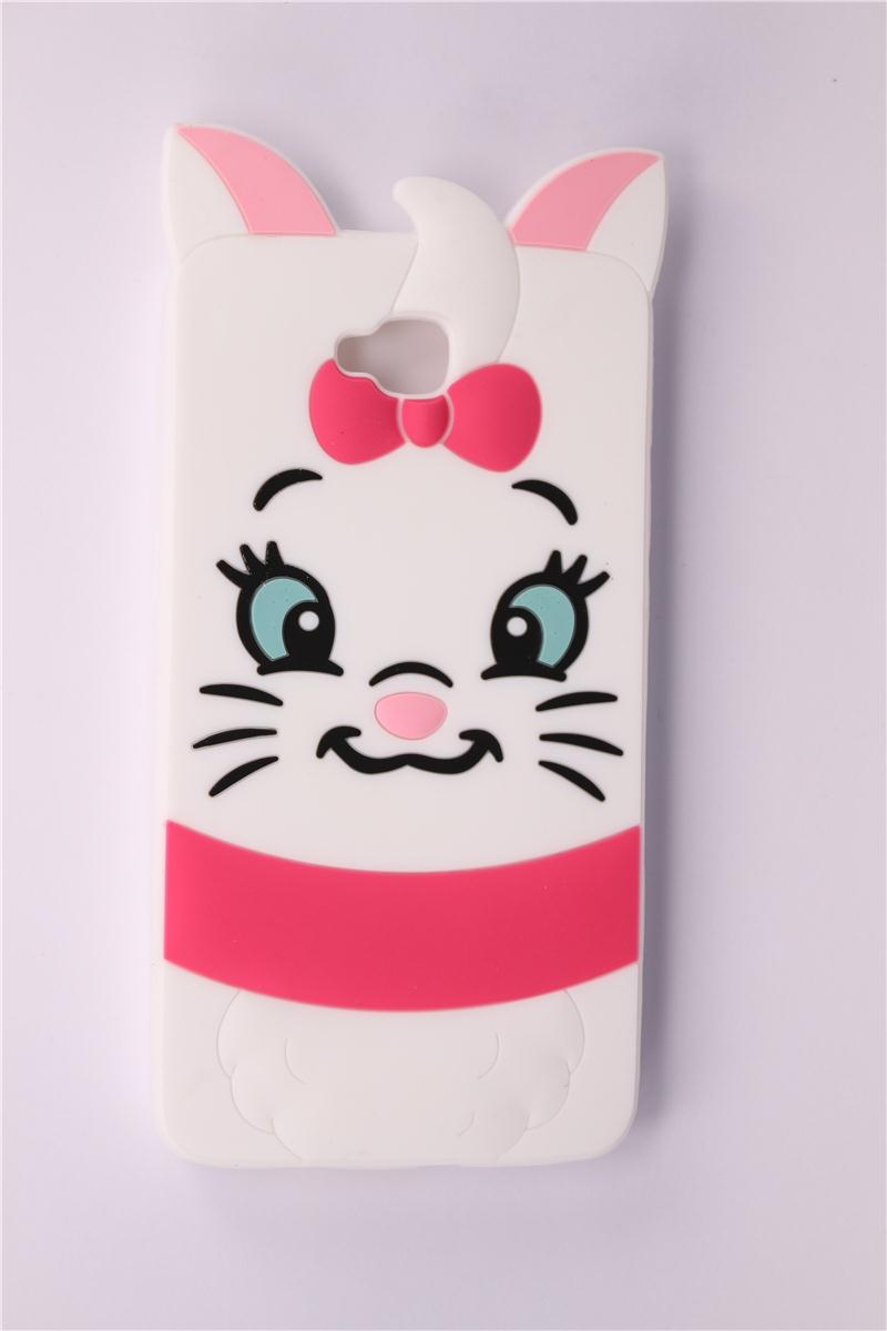 Phone Case LG PRO LITE D680 D682 D686 3D Cartoon Lovely Marie Cat Pattern Soft Silicone Mobile Back Cover - All the Best Things store