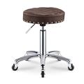 Retro Rivet Rim Salon Chair Lift Master Chair