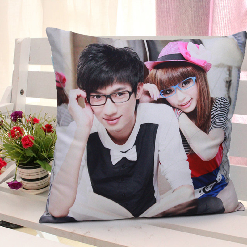 Custom Pillow Case Cover Music Pillow Cushion Outdoor Home Decoration Printing Luxury Cushions Best Birthday Gift For girlfriend