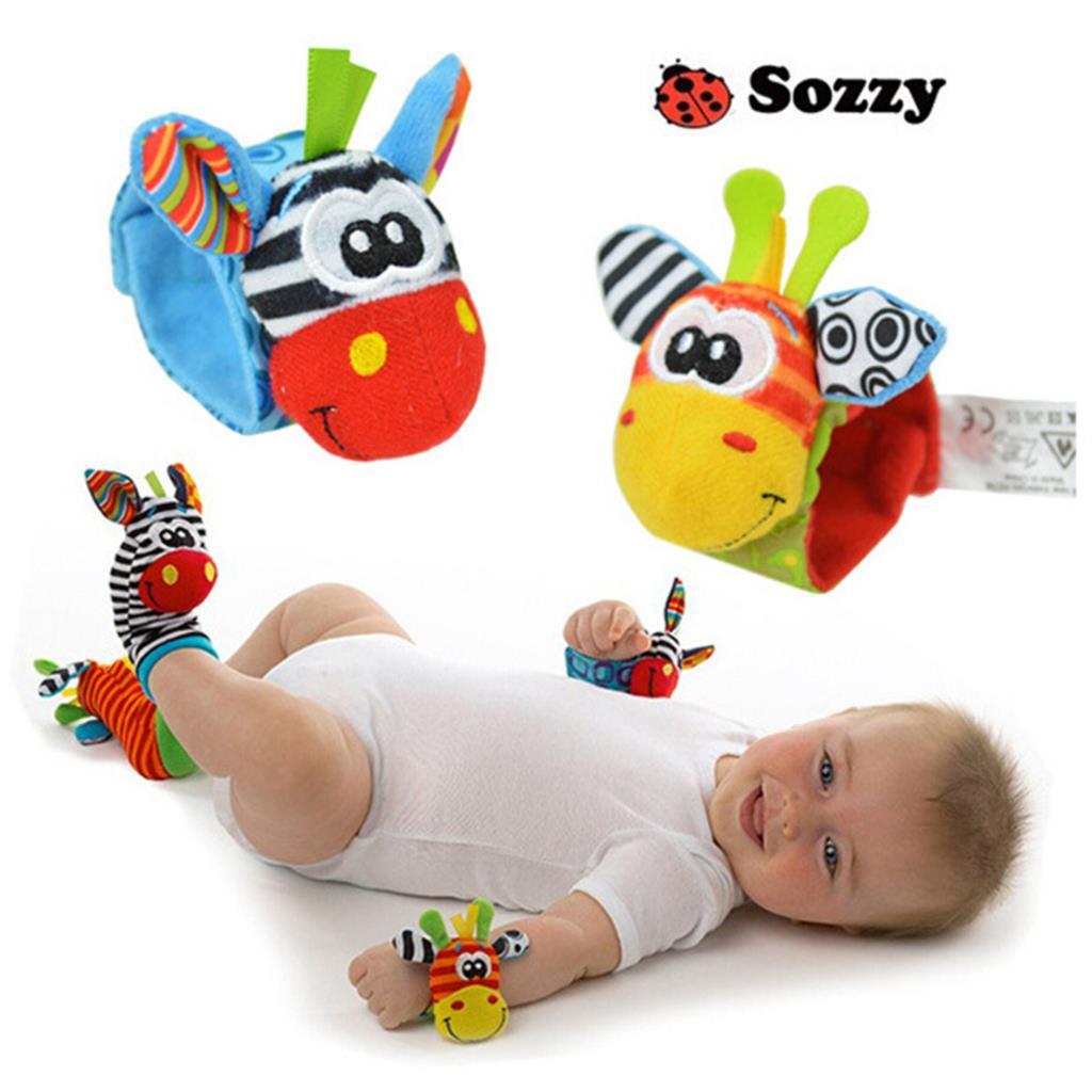 Сшить ребенку игрушку на ручку