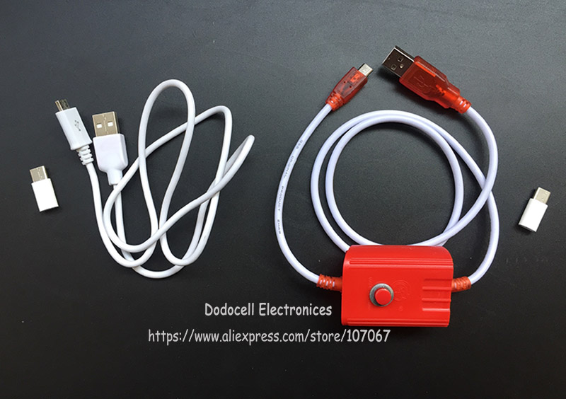 Newest free adapter + deep flash cable xiaomi phone models Open port 9008 Supports BL locks Engineering + tracking NO.