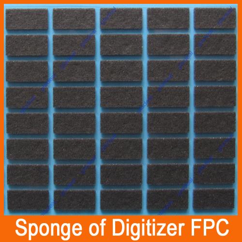 Дигитайзер сенсорный экран fpc гибкий кабель экранированный губка подушка пена прокладка pad оригинальные оригинальные запчастей для iphone 5s