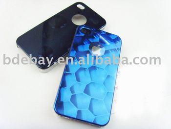 3D Air JACKET HARD CASE FOR IPHONE 4  @30pcs/lot