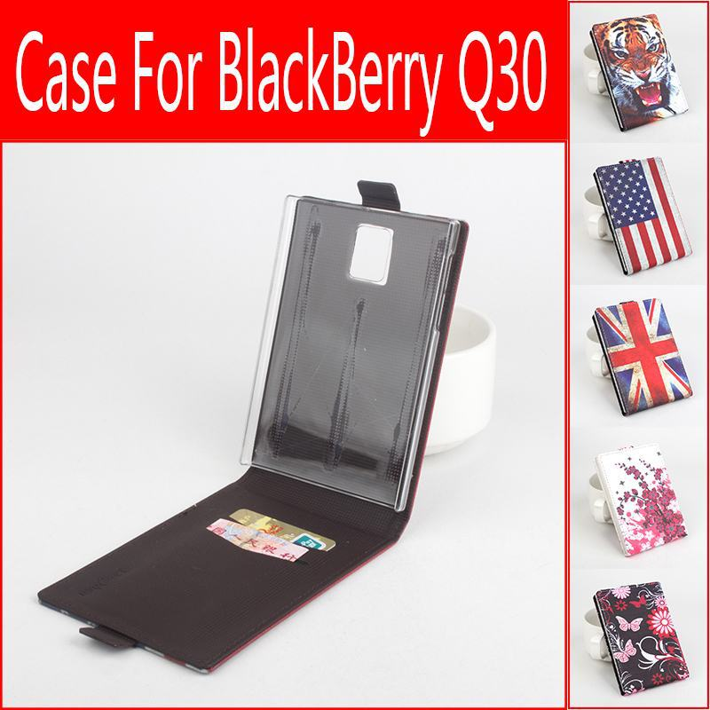 2015 New Luxury Cover Case For BlackBerry PASSPORT Q30 New Fashion Design PU Filp Painted Open Up And Down Phone Wallet Case(China (Mainland))