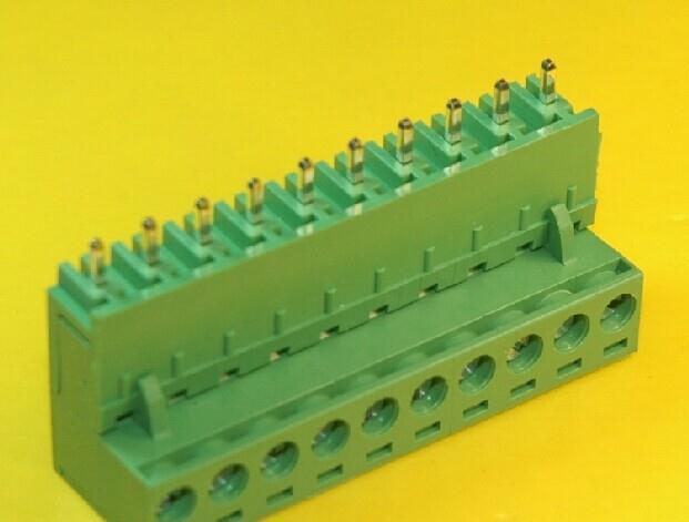 FREE SHIPPING 100PCS 2EDG-5.08-11P + 2EDGV-5.08-11P  2EDG 2EDGV 11Pin 5.08mm Straight Pin Plug-in Screw Terminal Block  ROHS<br><br>Aliexpress