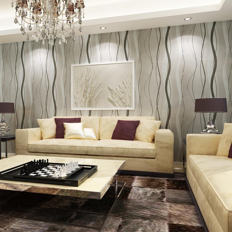 Materiaal behang koop goedkope materiaal behang loten van chinese materiaal behang leveranciers - Moderne woonkamer behang ...