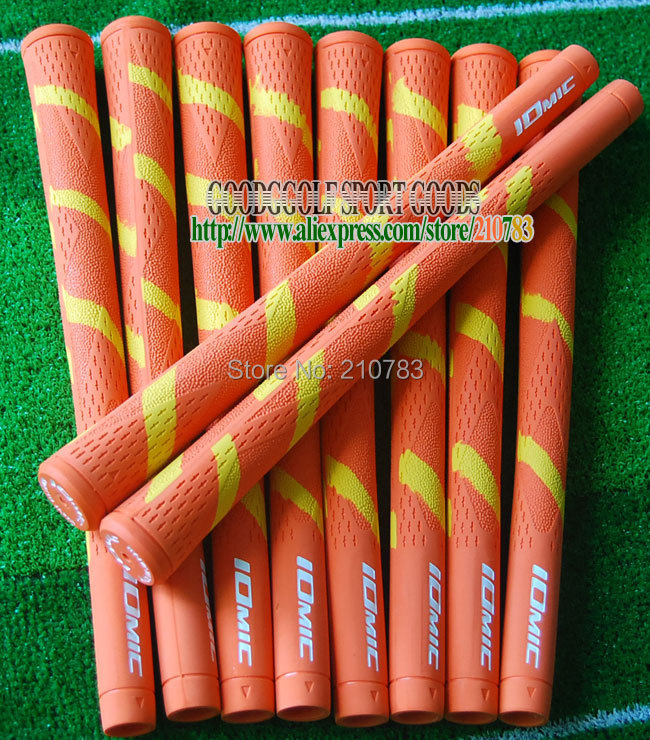 2.New Golf Grips IOMIC Clubs Caise color Can mix club Grip
