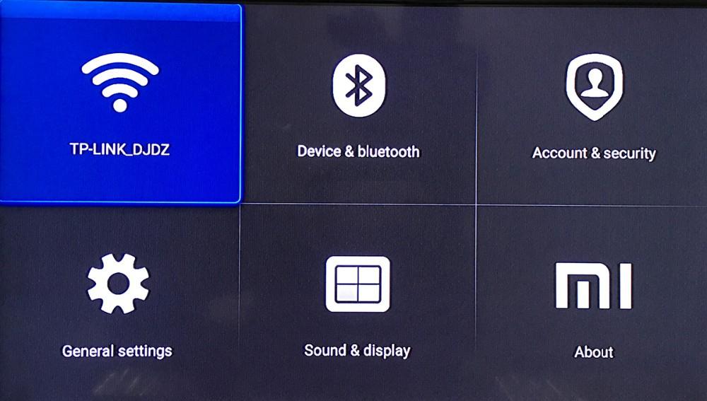 Original Xiaomi TV Host Smart Mstar 6A928 Quad Core 1.4GHz Mali760 MP4 4+4 Core 2G DDR3 8G eMMC5.0 Wifi 2.4&5GHz Household TV
