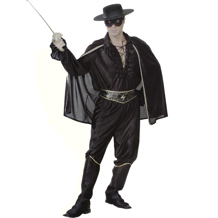Online buy wholesale zorro costume men from china zorro for Cocktail zorro