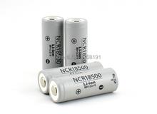 6 шт. / много для Panasonic ncr18500 2000 mAh 18500 3,7 В литий-ионный перезаряжаемый аккумулятор механическая модель bateria eletronica
