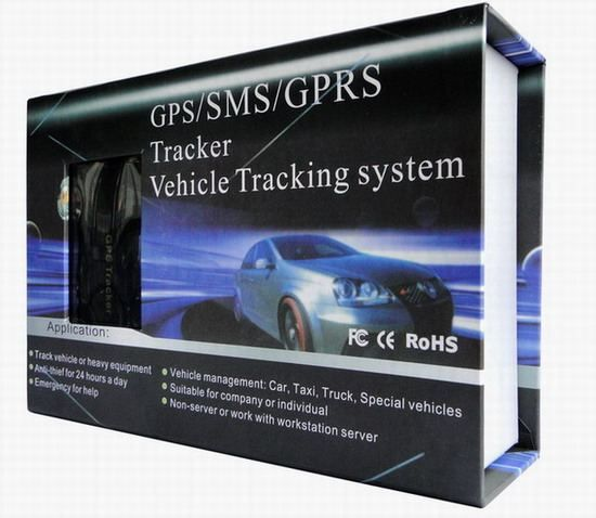 3pcs/lot 2014 car tracker gps TK103A+Low battery alarm/Power off alarm/GPS blind Spot alert/SOS/ Movement alarm/Over speed alarm(China (Mainland))
