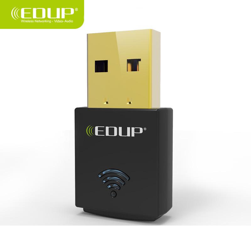 300Mbps 802.11n Adapter USB Lan Wireless EDUP Mini Network Card For Laptops(China (Mainland))