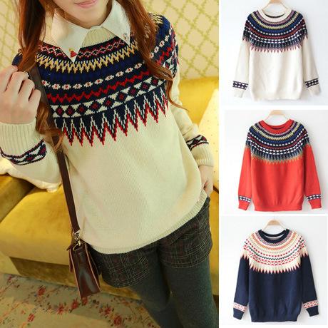 Женский пуловер  WL2092