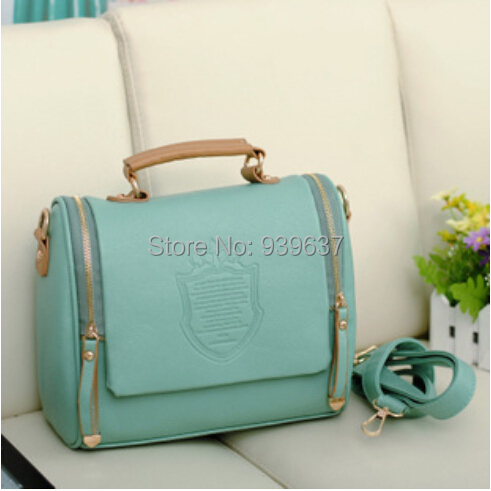 Free shipping /2015 new handbag /Crown of England / fashion handbags / laptop bag / diagonal package / retro handbags(China (Mainland))