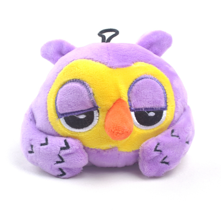 2014 New Arrival  Free Shipping  Owl Pet sound toys CT00231(China (Mainland))