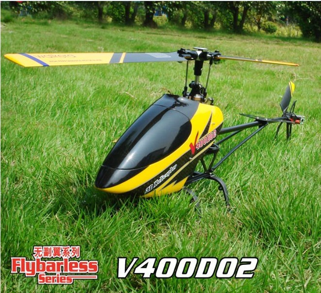 65CM 6CH 2.4G Metal Gyro RC Helicopter Brand New Walkera V400D02 WK-2603 TX RTF 6 Channels Helicopter rc toy(China (Mainland))