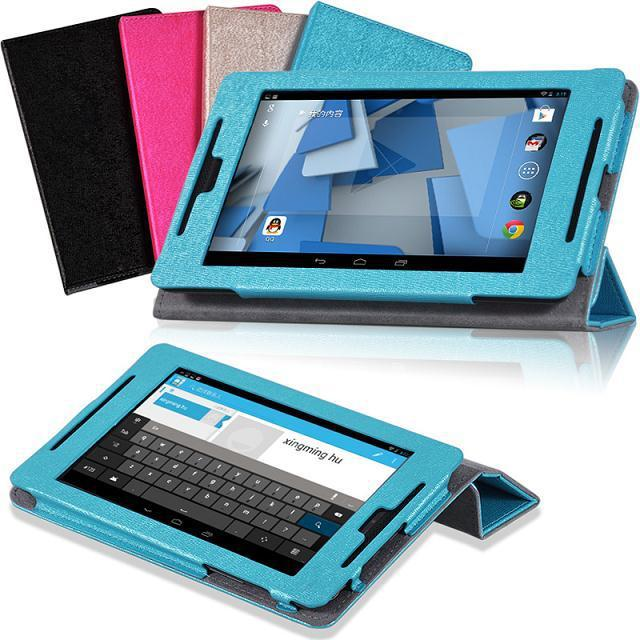 For HP Slate 7 Extreme Tablet PC Customized Protective PU Leather Case Back Cover(China (Mainland))