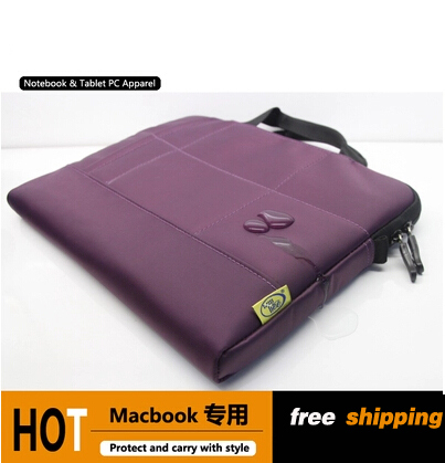 2015 hot colorful laptop bag thin for macbook air pro 11 11.6 12 12.5 13 13.3 14 inch(China (Mainland))