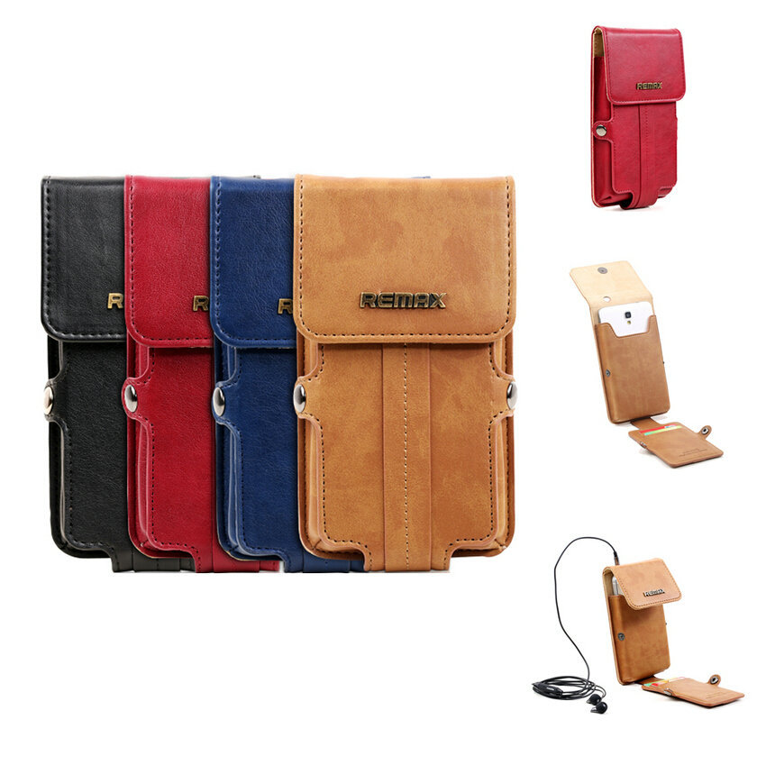 for iPhone 6 6s Outdoor Travel Leather Case Bag for Samsung Note4/3 HuaWei P8 Honor 7 6 Plus Jiayu S3 +Strap Bank Card Holder(China (Mainland))