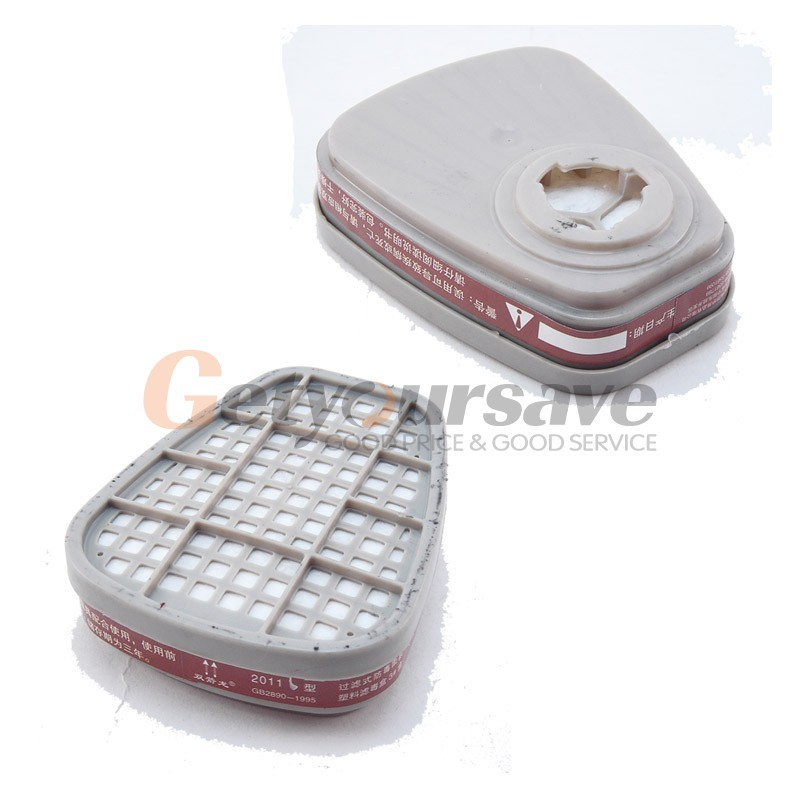 3# Protection filter box breath filter cartridge For Gas mask Anti-acid gas(China (Mainland))
