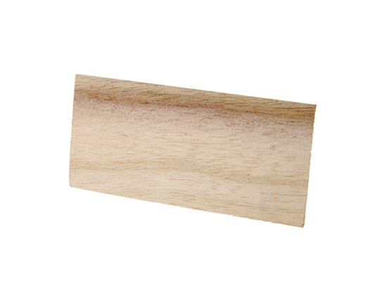 Paulownia Wood Pieces for Engine Installation Airplane Models Fastening 1Pcs/ Pack(China (Mainland))