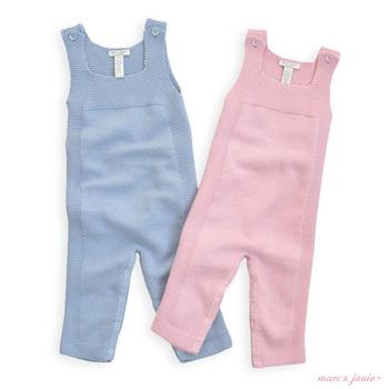 Marc janie male girls clothing 100% cashmere cotton bodysuit infant bib pants