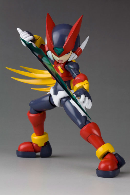 Rockman zero figure game doll robot model action figures assembly toy unique toys anime Birthday Gift kids - super store