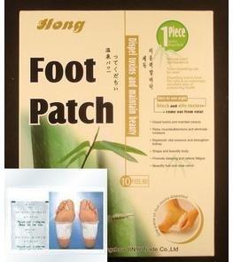 Korean beauty magic slim thin foot patch / Beauty Detox Foot Patch health foot patch wholesale