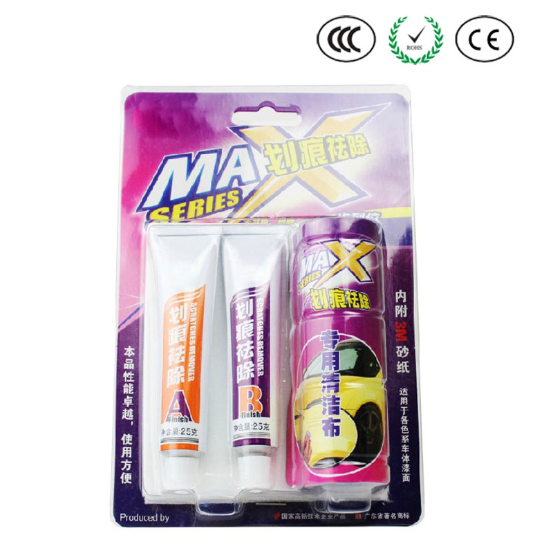 New Arrival Auto Car Body Paint Repair Wax Scratch Remover Auto Skin Painting Repair Kit Free Shipping Wholesale(China (Mainland))