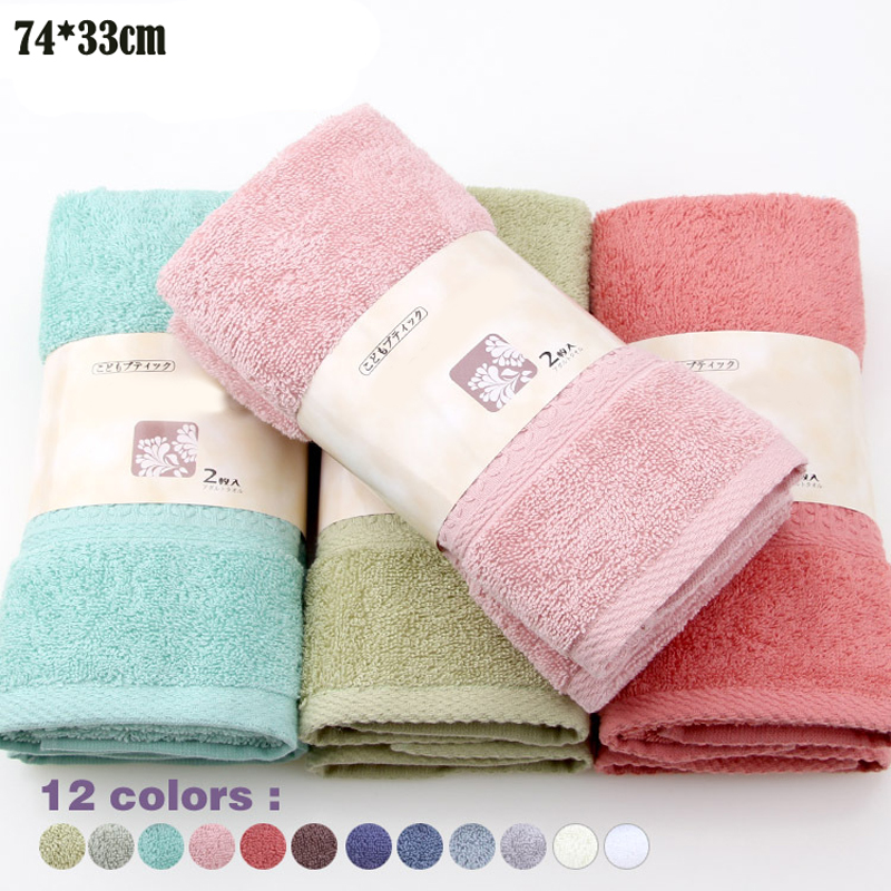 International trade best selling NO.1 100% cotton Multipurpose Solid cute Candy colors baby towel Infant Bath Towels Washcloth(China (Mainland))