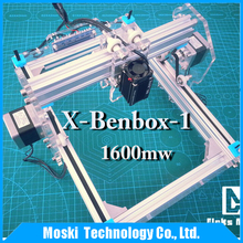 X-Benbox-1 , 1600mw DIY laser engraving machine, 1.6W diy marking machine ,diy laser engrave machine,advanced toys