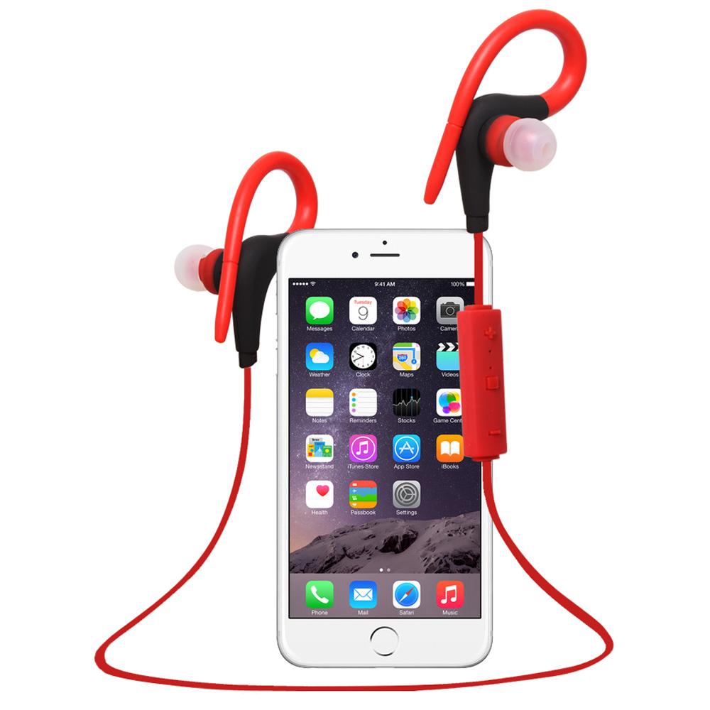 Huast Earphones BT48 for iPhone 5 6 plus 7 HTC Xiaomi Meizu Sony Huawei Samsung Bluetooth Earphone Headset Headphones with Micro(China (Mainland))