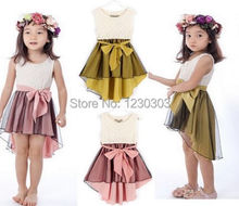popular kids wedding dress