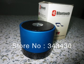 Free shipping,S10 HIFI Portable mini bluetooth beatboxs speaker for mobliephone/iphone support phone call/TF /USB,MP3