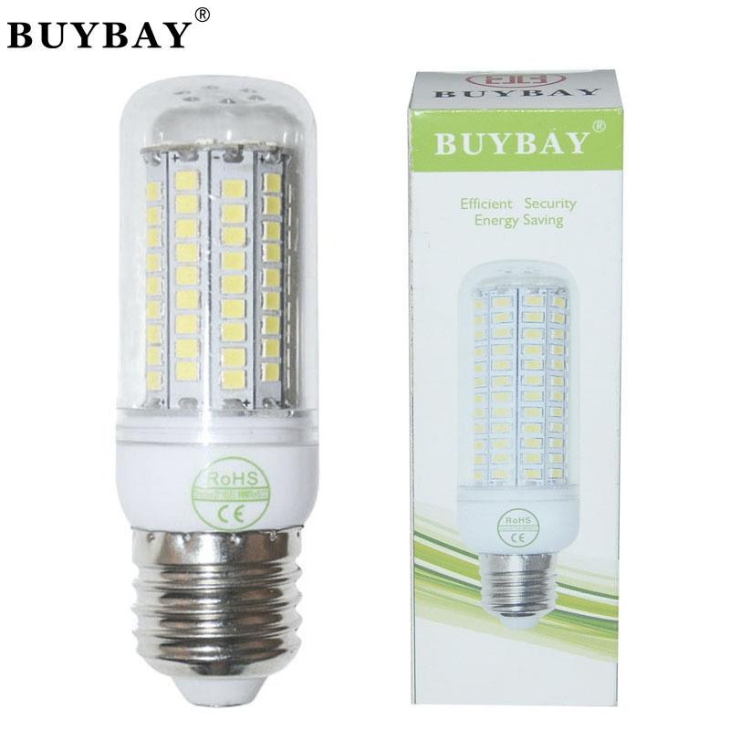 10pcs/lot high brightness LED bulb E27 2835SMD 102LED 220V/110V White/Warm White 2835 LED lamp led Corn light(China (Mainland))