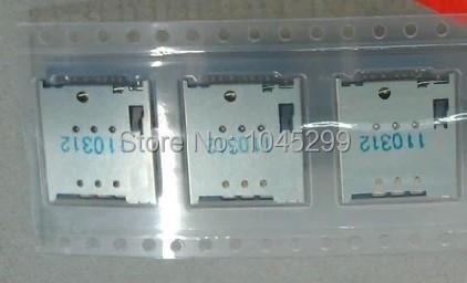 20pcs/lot,original and new sim card reader holder socket for Motorola RAZR I XT890 XT907, HK free shipping