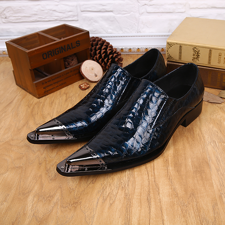 top selling leather shoes increasing height pointed