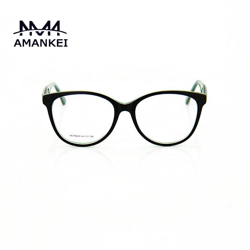 buy oval acetate women glasses cheap female eyegla