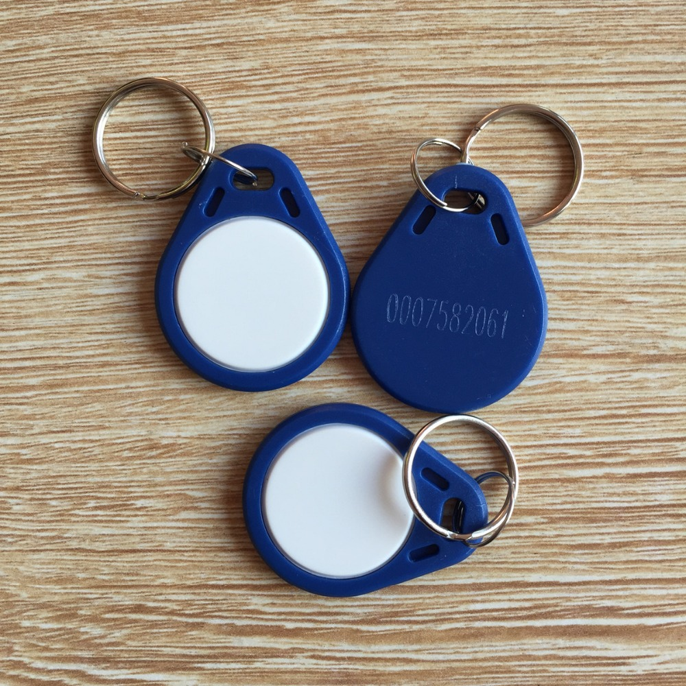 new style 125Khz Blue EM4100 Waterproof ABS ID access control RFID Tokens,rfid keyfob,rfid key<br><br>Aliexpress