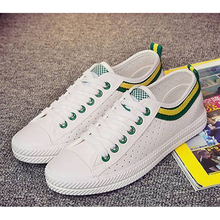 2016 fashion women's canvas shoes platforms breathable female mixed color flat shoes casual candy colors leisure shoes footwears