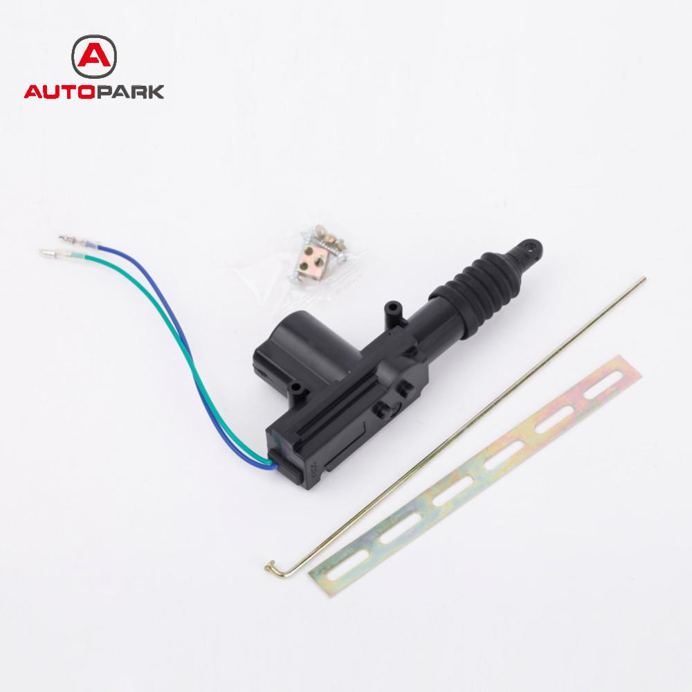 Professional car auto dc 12v 2 wire heavy duty power door for Power door lock motor