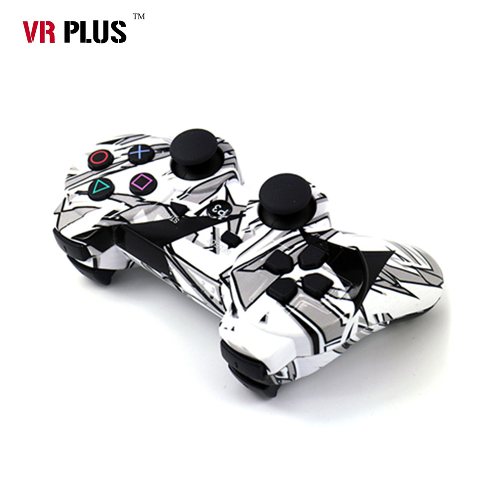 2016 New Design Wireless Game Controller Gamepad for PS3 Controller Bluetooth Station 3 Joystick Dualshock 3 SIXAXIS Controle(China (Mainland))