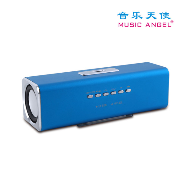High Quality Original Music Angel JH-MAUK2B USB FM Motorcycle Waterproof Mini Speaker Amplifier with SD/TF Card(China (Mainland))